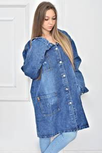 Джинсовая куртка Т8912