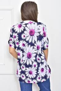 Блуза нарядная праздничная Т5635