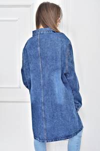 Джинсовая куртка Т8913