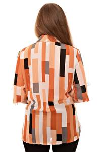 Блуза нарядная офисная К5941
