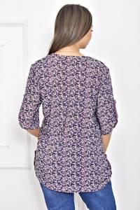 Блуза нарядная офисная Т5637