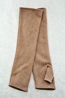 Перчатки без пальцев П0771