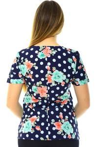 Блуза нарядная праздничная Н4267