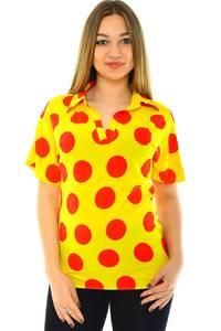 Блуза летняя нарядная Н4268