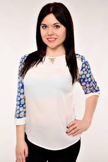 Блуза Е9635