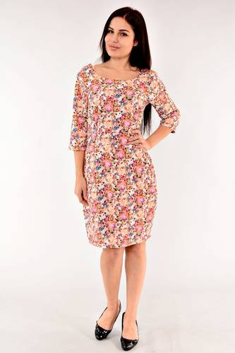 Платье короткое нарядное летнее Е6224