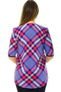 Блуза вечерняя нарядная Н4271