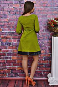 Платье короткое нарядное современное Т4133