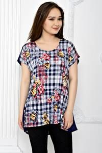 Блуза нарядная летняя Т0642