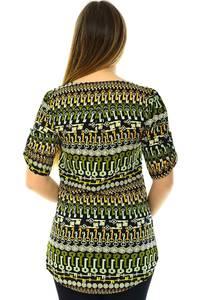 Блуза вечерняя праздничная Н4273