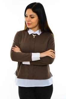 Блуза М7517