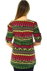 Блуза летняя праздничная Н4274