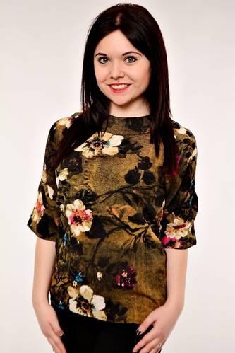 Блуза Е9641