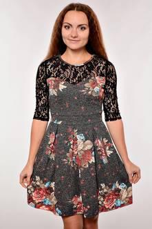 Платье Е0724