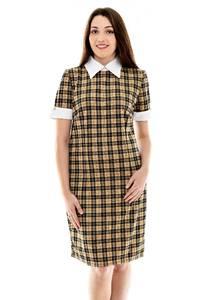 Платье короткое классическое повседневное Н9245