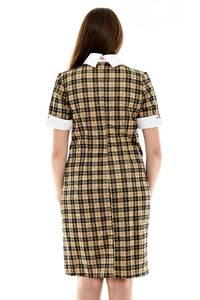 Платье короткое классическое Н9245