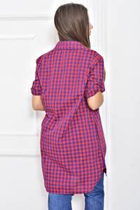 Туника туники-рубашки удлиненная трикотажная Т5650