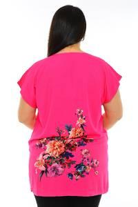 Туника летняя стильная модная М7831
