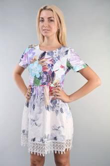 Платье 5864
