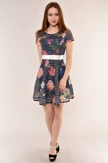 Платье И8340