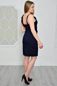 Платье короткое вечернее облегающее Р0785