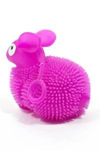 Мигающая мохнатая игрушка П5845
