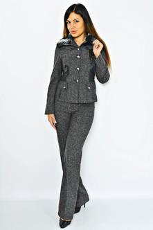 Костюм (брюки, юбка, пиджак) М0537