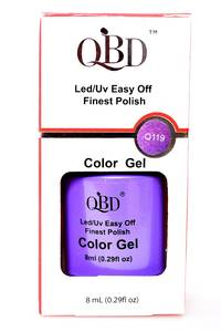OBD Nail Polish Gel Q119 Р4739