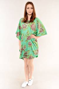 Туника-платье удлиненная красивая стильная И4823