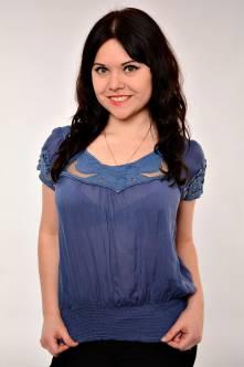 Блуза И0457