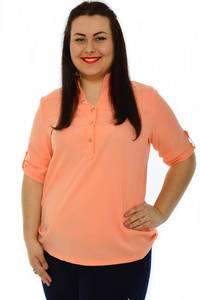Блуза летняя офисная Н3222