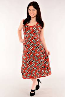 Домашнее платье Е9758