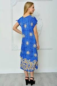Платье короткое летнее нарядное П8265