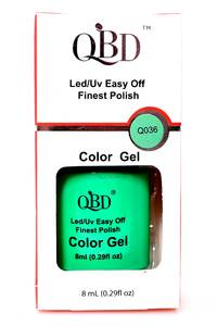 OBD Nail Polish Gel Q036 Р4745