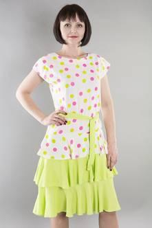 Платье 03356