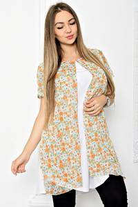 Блуза нарядная вечерняя Т1803