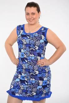 Домашнее платье В0212