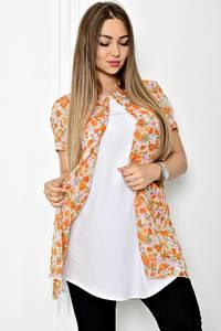 Блуза нарядная вечерняя Т1804