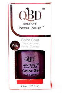 OBD Nail Polish Gel Q084 Р4750
