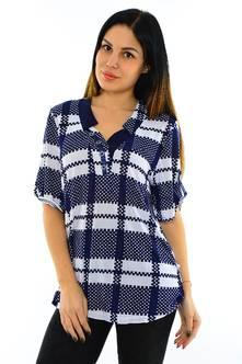 Блуза М7748