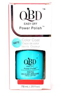 OBD Nail Polish Gel Q072 Р4751