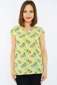 Блуза летняя нарядная Н1487