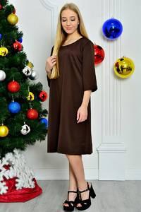 Платье короткое современное нарядное П8269