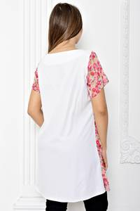 Блуза нарядная вечерняя Т1806
