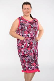 Домашнее платье В0215