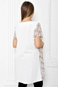 Блуза вечерняя нарядная Т1807