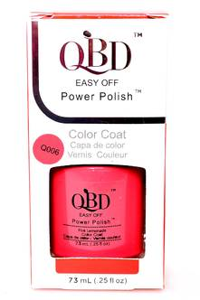 OBD Nail Polish Gel Q006 Р4756