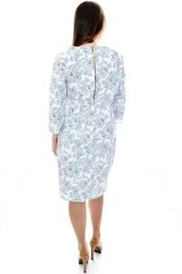 Платье короткое повседневное нарядное П6673