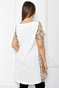 Блуза вечерняя нарядная Т1808
