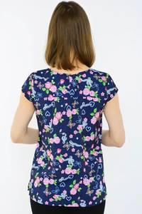 Блуза нарядная летняя Н1490
